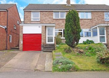 3 bed semi-detached house for sale in Quarry Park Road, Exeter EX2