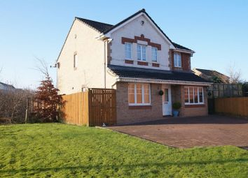 Thumbnail 4 bed detached house for sale in Miller Gardens, Kings Meadow, Bishopbriggs Glasgow