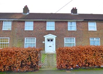 Thumbnail 3 bedroom terraced house for sale in Milner Road, Elvington, Dover