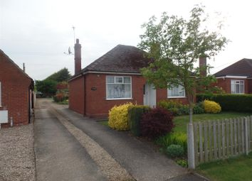 Thumbnail 2 bed detached bungalow for sale in Lincoln Road, Branston, Lincoln