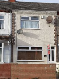 Thumbnail 2 bed terraced house to rent in Neville Street, Cleethorpes