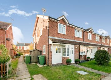 2 bed end terrace house for sale in Snowdon Close, Eastbourne BN23