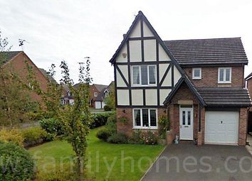 Thumbnail 4 bed detached house to rent in Rendel Grove, Stone