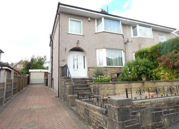 Thumbnail 3 bed semi-detached house for sale in Kibble Grove, Reedley, Lancashire