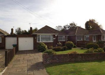 Thumbnail 3 bed bungalow for sale in Normans Drive, Felpham, Bognor Regis, West Sussex