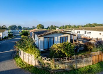 2 bed mobile/park home for sale in 6 The Glade, Caerwnon Park, Builth Wells LD2
