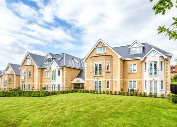 Thumbnail 2 bed flat for sale in Connor Court, 7 Slades Hill, Enfield