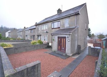Thumbnail 2 bed semi-detached house for sale in Dublin Road, Darvel