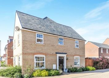 Thumbnail 4 bed property for sale in Bose Avenue, Biggleswade, Bedfordshire