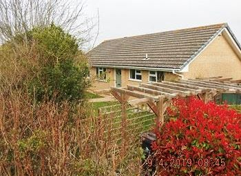 Thumbnail 2 bed detached bungalow to rent in Valley Road, Bothenhampton, Bridport