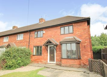 Thumbnail 3 bed end terrace house for sale in Roscoe Road, Billingham