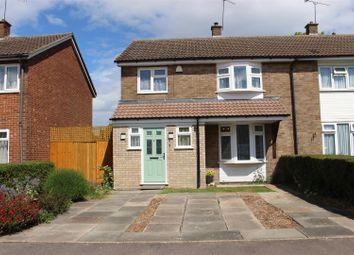 3 bed semi-detached house for sale in Leaf Road, Houghton Regis, Dunstable LU5