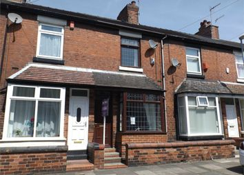 Thumbnail 2 bed terraced bungalow for sale in Buxton Street, Stoke-On-Trent, Staffordshire