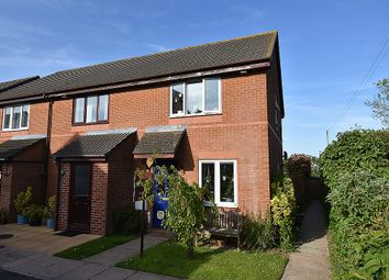 Thumbnail 2 bedroom end terrace house for sale in Oak Close, Exminster, Near Exeter