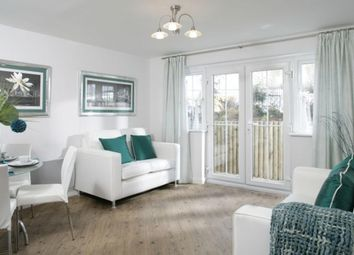 "Thumbnail 2 bed flat for sale in ""Winwick Court"" at Cranmore Circle, Broughton, Milton Keynes"