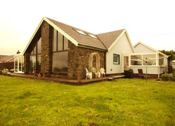 Thumbnail 4 bedroom detached bungalow for sale in Oxenford, Ashdale Lane, Llangwm, Haverfordwest