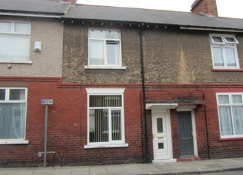 Thumbnail 2 bed terraced house to rent in Gladstone Street, Eston, Middlesbrough