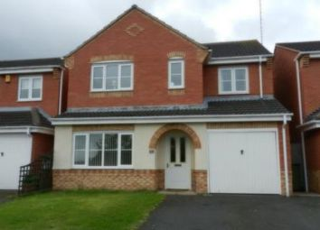 Thumbnail 4 bed detached house to rent in Chester Road, Rugeley
