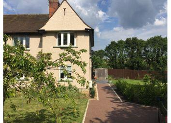Thumbnail 3 bed semi-detached house for sale in Cambridge Road, Impington, Cambridge
