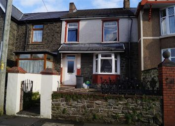 Thumbnail 3 bed terraced house for sale in Campbell Terrace, Mountain Ash