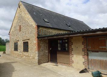 Thumbnail 1 bed cottage to rent in Sevenhampton, Swindon