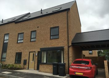 Thumbnail 4 bed semi-detached house to rent in Furnace Street, Newtown, Birmingham