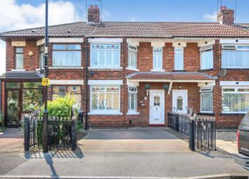 2 bed terraced house for sale in Sunningdale Road, Hull, East Yorkshire HU4