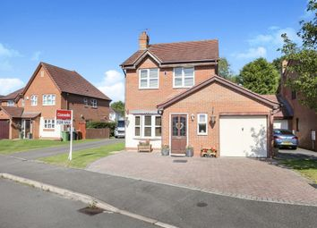 Thumbnail 3 bedroom detached house for sale in Danbury Gardens, Fordhouses, Wolverhampton