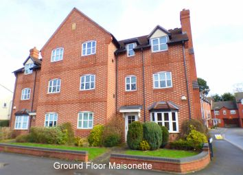 Thumbnail 2 bed maisonette for sale in Birmingham Road, Stratford-Upon-Avon