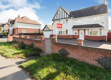 Thumbnail 5 bedroom detached house for sale in Scraptoft Lane, Leicester