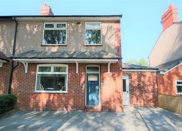 Thumbnail 3 bed semi-detached house for sale in Brooklands Avenue, Leigh, Lancashire