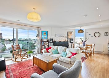 Thumbnail 2 bed flat for sale in Banister Road, Kensal Rise, London