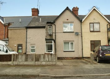 Thumbnail 3 bed terraced house to rent in Jackson Terrace, Meden Vale, Mansfield