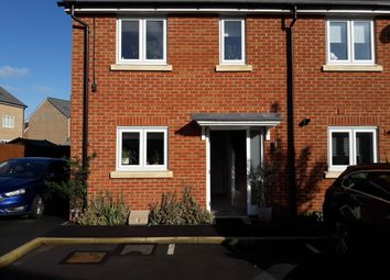 Thumbnail 2 bed semi-detached house for sale in Jazz Road, Aylesbury