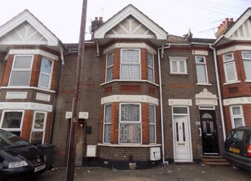 Thumbnail 3 bed terraced house for sale in Selbourne Road, Luton