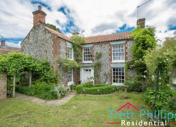 Thumbnail 5 bed property for sale in Upper Staithe Road, Stalham, Norwich