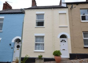 Thumbnail 3 bed property to rent in Sandford Walk, Exeter