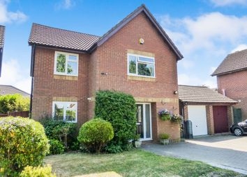 Thumbnail 4 bedroom detached house for sale in Kooreman Avenue, Wisbech