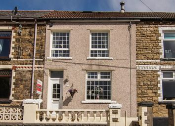 Thumbnail 3 bed terraced house for sale in Tillery Road, Cwmtillery, Abertillery