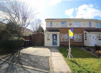 Thumbnail 3 bed semi-detached house for sale in Hazel Grove, Longridge, Preston