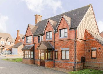 Thumbnail 4 bedroom detached house for sale in Ebbsgrove, Loughton, Milton Keynes, Bucks