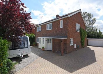 Thumbnail 4 bed detached house for sale in Priory Road, Wrentham, Beccles