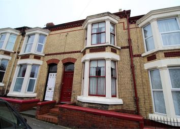 Thumbnail 4 bedroom terraced house for sale in St Michaels Road, Aigburth, Liverpool, Merseyside