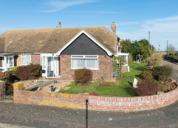 Thumbnail 2 bed semi-detached bungalow for sale in Bedford Way, St. Nicholas At Wade, Birchington