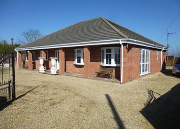 Thumbnail 3 bed detached bungalow for sale in Marnham Rd, Tuxford, Newark