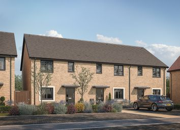 "Thumbnail 3 bed property for sale in ""The Stanton"" at Alconbury Enterprise Campus, The Boulevard, Huntingdon"