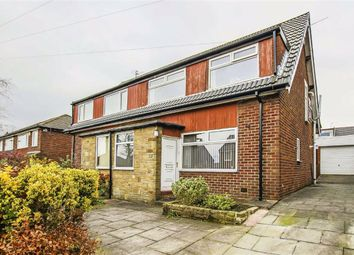 3 bed semi-detached bungalow for sale in Cranbourne Drive, Church, Lancashire BB5