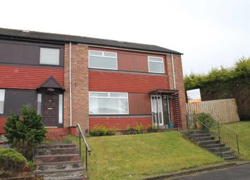 Thumbnail 3 bed detached house for sale in Linside Avenue, Paisley