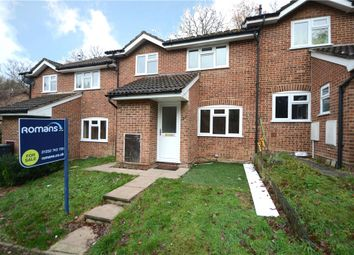 Thumbnail 2 bed terraced house for sale in Shaftesbury Mount, Blackwater, Surrey