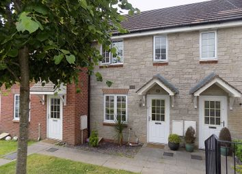 Thumbnail 2 bed terraced house for sale in Lowland Close, Broadlands, Bridgend.